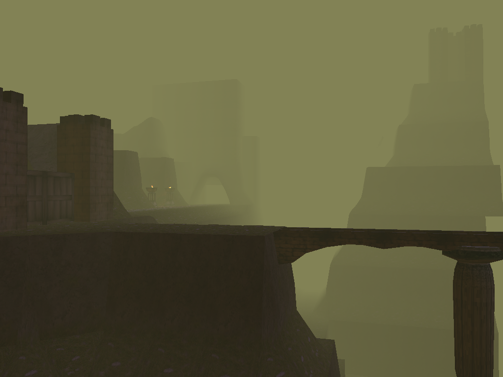 fourth screenshot of Moonlit Corpse